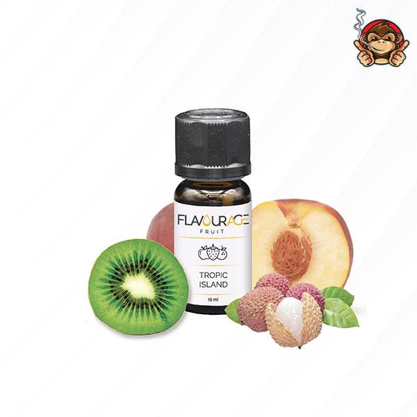 Tropic Island - Aroma Concentrato 10ml - Flavourage