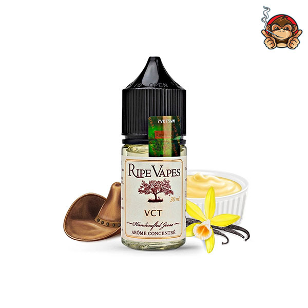 VCT - Aroma Concentrato 30ml - Ripe Vapes