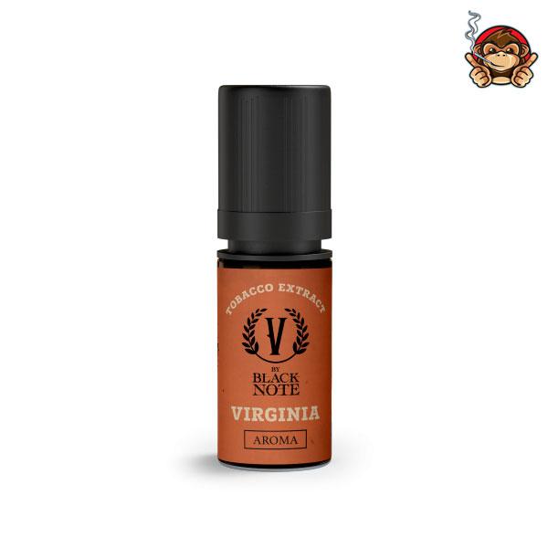 Virginia - Aroma 10ml - Vaporificio by Black Note