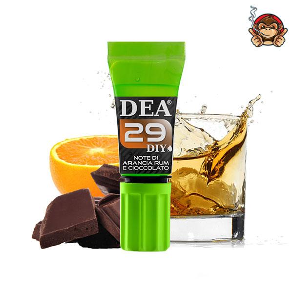 Arancia Rum e Cioccolato - Aroma Concentrato 10ml - Dea Flavor