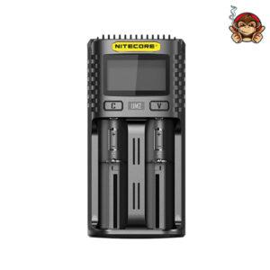 Caricabatterie UM2 (2 Slot) - Nitecore