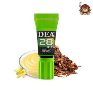 Creamy Mexico - Aroma Concentrato 10ml - Dea Flavor