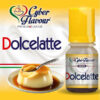 DOLCELATTE - aroma da 10ml. Cyber Flavour