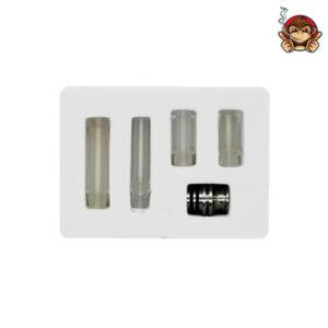Drip Tip MTL T1 510 Clear - ReeWape