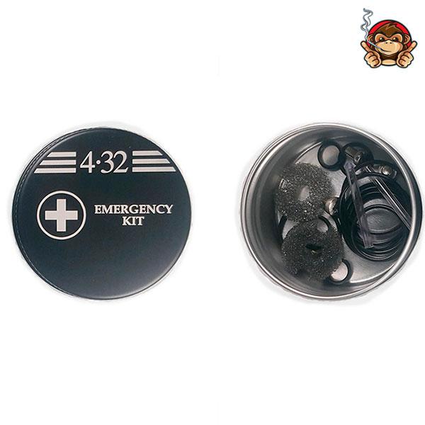 Emergency Kit per 4.32 RDTA - Angry Fox
