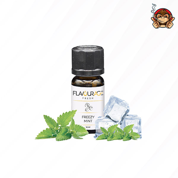 Freezy Mint - Aroma Concentrato 10ml - Flavourage