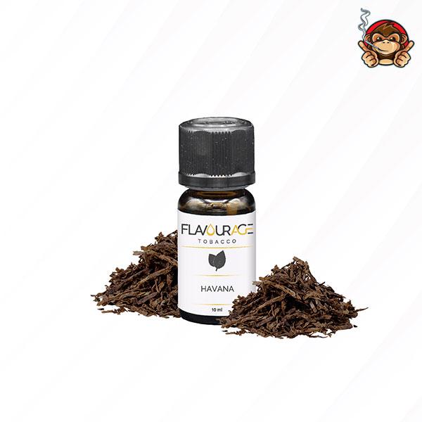 Havana - Aroma Concentrato 10ml - Flavourage