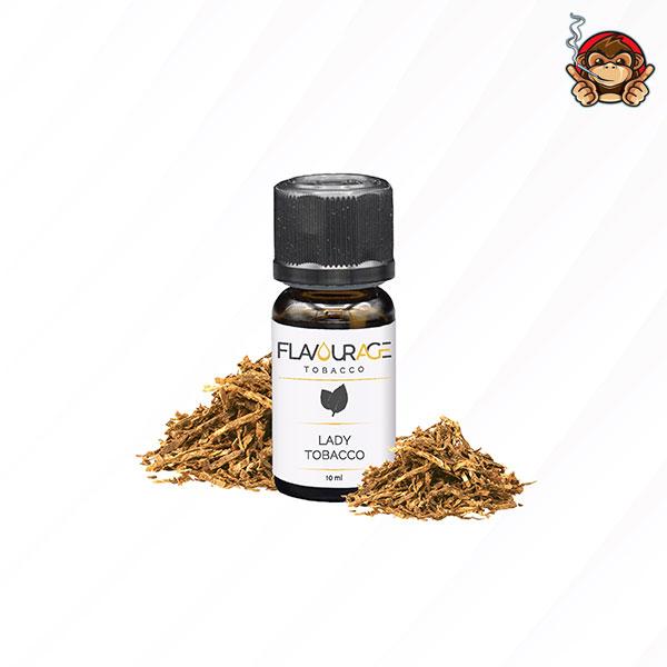 Lady Tobacco - Aroma Concentrato 10ml - Flavourage