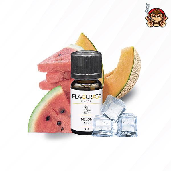 Melon Mix - Aroma Concentrato 10ml - Flavourage