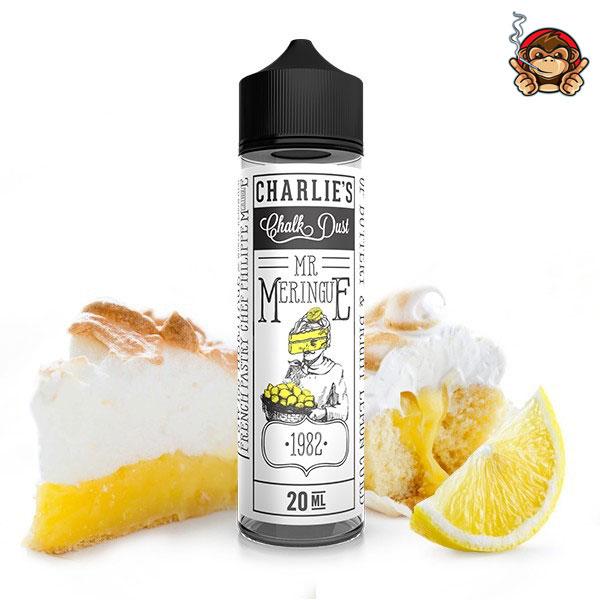 Mr. Meringue - Aroma concentrato 20ml - Charlie's Chalk Dust