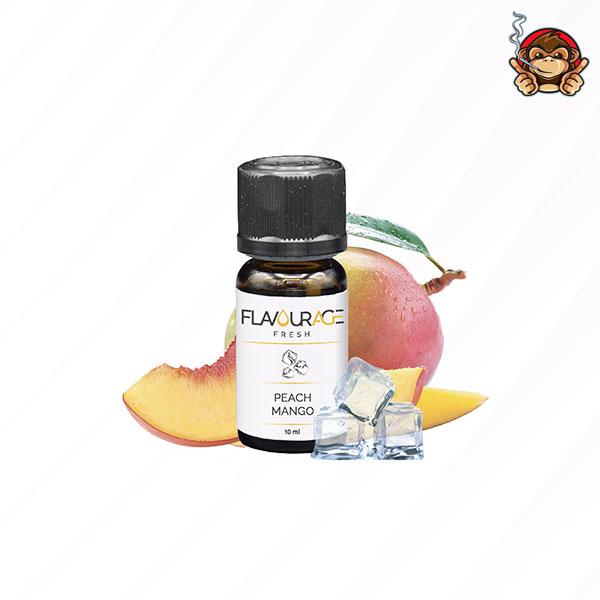 Peach Mango - Aroma Concentrato 10ml - Flavourage