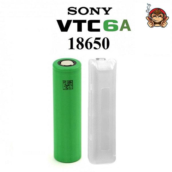 Sony VTC6A batteria ricaricabile 18650 3000mah 30A