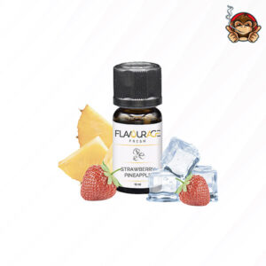 Strawberry Pineapple - Aroma Concentrato 10ml - Flavourage