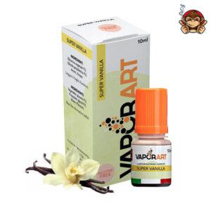 Super Vanilla - Liquido Pronto 10ml - Vaporart