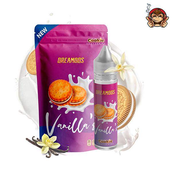Vanilla's - Aroma Concentrato 20ml - Dreamods