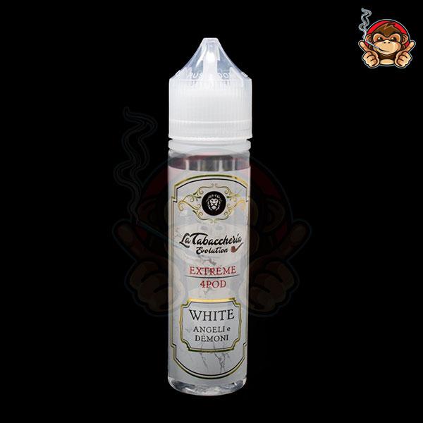 WHITE ANGELI E DEMONI - Extreme 4Pod - Aroma  20ml - La Tabaccheria