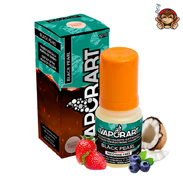Black Pearl - Liquido Pronto 10ml - Vaporart