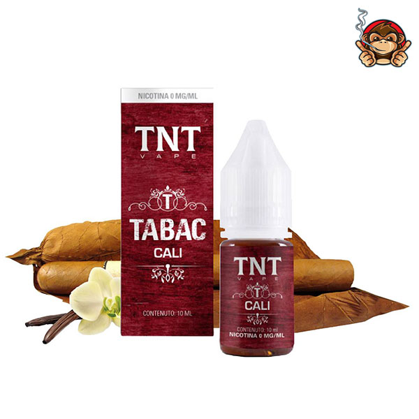 Cali - Liquido Pronto 10ml - TNT Vape