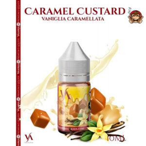 Caramel Custard - Aroma Concentrato 10ml - Valkiria