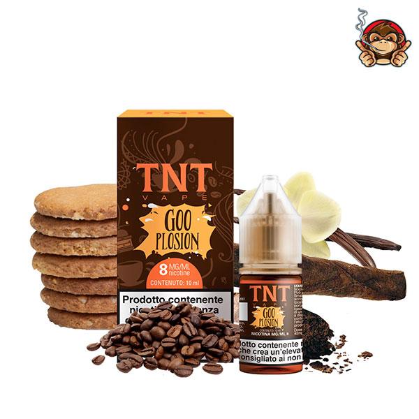 Goo Plosion - Liquido Pronto 10ml - TNT Vape