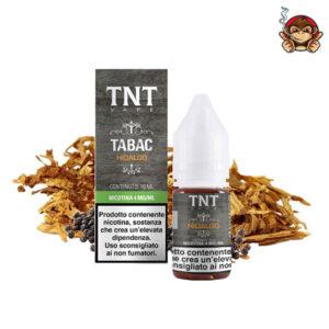 Hidalgo - Liquido Pronto 10ml - TNT Vape
