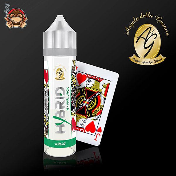 Hybrid Mr. Jack - Aroma Concentrato 20ml - Angolo della Guancia