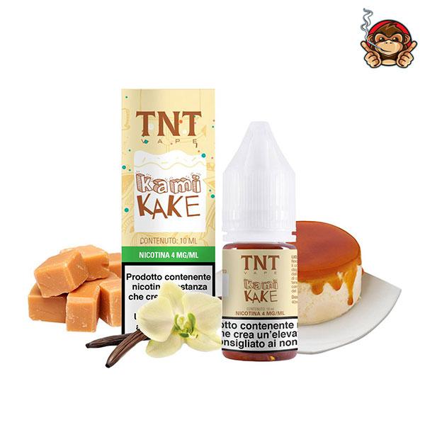 Kami Kake - Liquido Pronto 10ml - TNT Vape