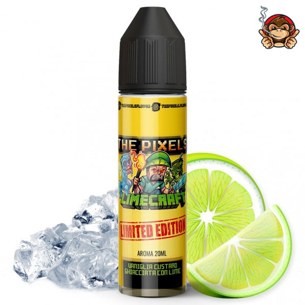 Limecraft - Aroma Concentrato 20ml - The Pixels