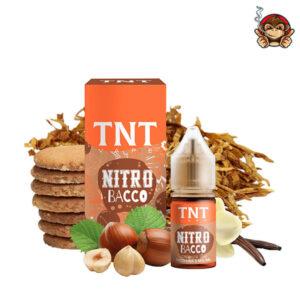 Nitro Bacco - Liquido Pronto 10ml - TNT Vape
