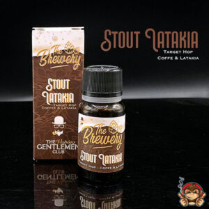 Stout Latakia - Aroma 11ml - The Vaping Gentlemen Club