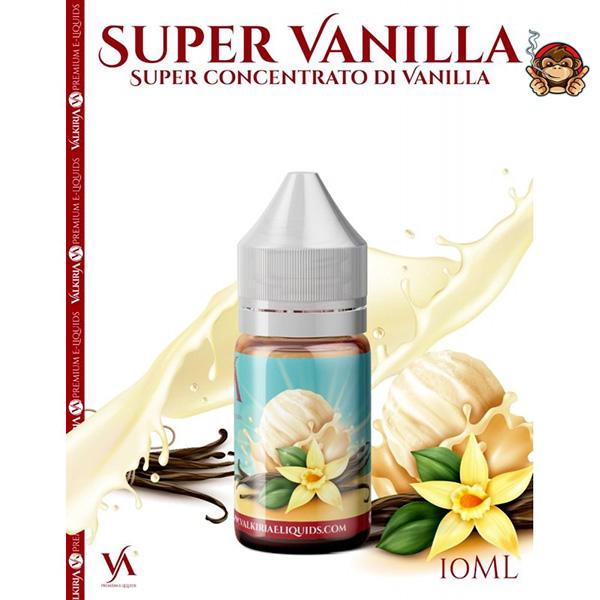 Super Vanilla - Aroma Concentrato 10ml - Valkiria