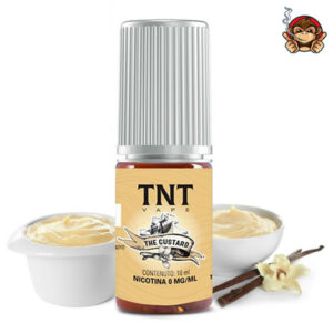 The Custard - Liquido Pronto 10ml - TNT Vape