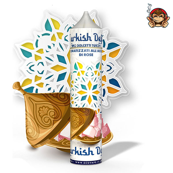 Turkish Delight - Aroma Concentrato 20ml - Dainty's