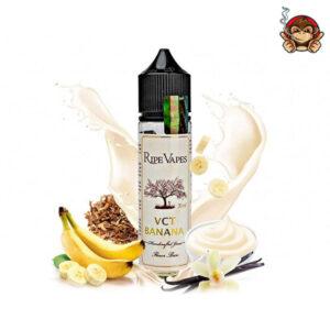 VCT Banana - Aroma Concentrato 20ml - Ripe Vapes