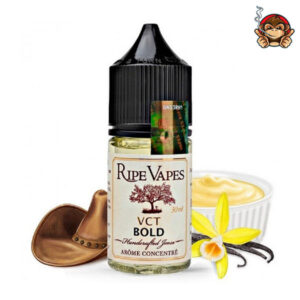 VCT Bold - Aroma Concentrato 30ml - Ripe Vapes