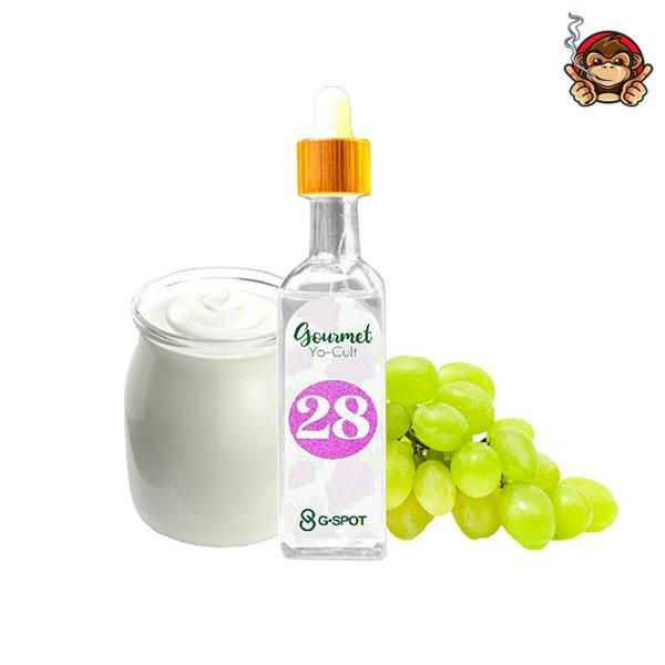 Ventotto 28 - Aroma Concentrato 20ml - G-Spot