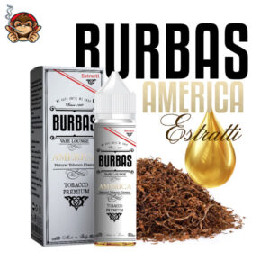 America - Aroma Concentrato 30ml - Burbas
