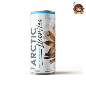 Arctic Licorice LIMITED EDITION 50ml Mix Series - Enjoy Svapo