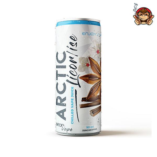 Arctic Licorice LIMITED EDITION 50ml Mix Series - Enjoy Svapo