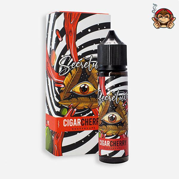 Secretum Cigar Cherry - Aroma Concentrato 20ml - Shake 'N' Vape