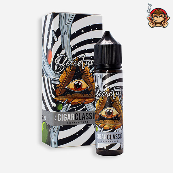 Secretum Cigar Classic - Aroma Concentrato 20ml - Shake 'N' Vape