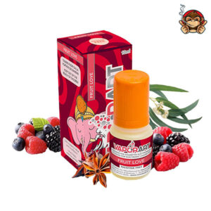 Fruit Love - Liquido Pronto 10ml - Vaporart