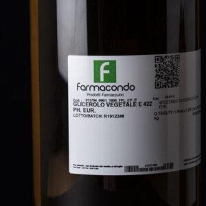 Glicerolo Vegetale Farmacondo 1 LITRO FU