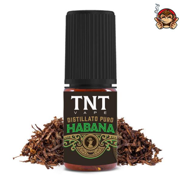 Habana - Distillati Puri - Aroma Concentrato 10ml – TNT Vape