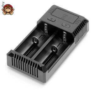 Caricabatterie new I2 (2 Slot) - Nitecore