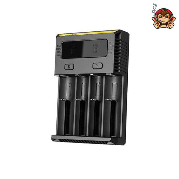 Caricabatterie I4 (4 Slot) - Nitecore