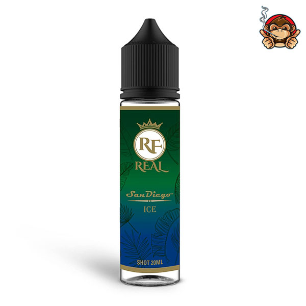 San Diego Ice - Aroma Concentrato 20ml - Real Flavors