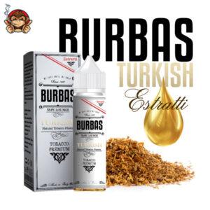 Turkish - Aroma Concentrato 30ml - Burbas