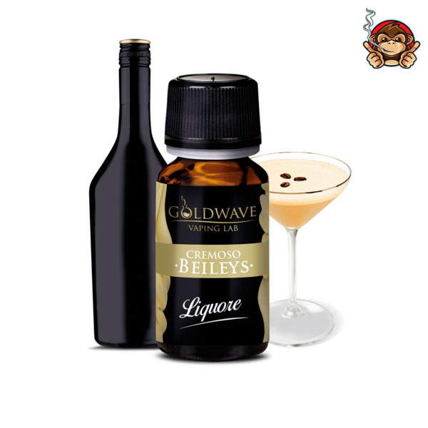 Beileys - Aroma Concentrato 10ml - Goldwave Vaping Lab