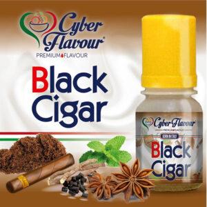 BLACK CIGAR - aroma da 10ml. Cyber Flavour